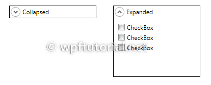 WPF Tutorial | Expander