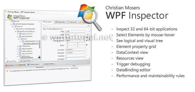 WPF Tutorial | WPF Inspector