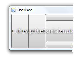 WPF Tutorial | Dock Panel